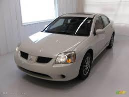 2004 Dover White Pearl Mitsubishi Galant ES #25538071 | GTCarLot ...