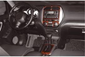 Toyota Rav 4 XA20 11.03-12.04 3M 3D Interior Dashboard Trim Kit ...