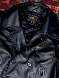 schott leather pea coat review tradingbasis