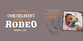Childrens My Chart Dallas Rodeo Cook Childrens