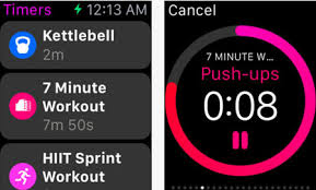 timers a flexible interval timer for getting in shape and keeping up with your tasks you can start stop and monitor your timers from your apple watch