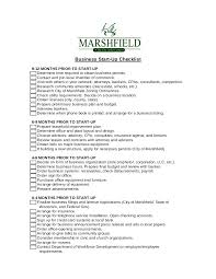 Business Startup Checklist 24 Startup Business Checklist Examples Samples In PDF 10