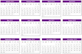 printable year calendar 2013 2013 printable calendar benefits of having a calendar