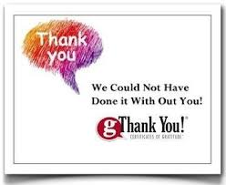 Letter Of Gratitude To Your Employer