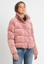 Light Pink Down Jacket Puffer Coat Winter Jacket Light Pink Zalando De