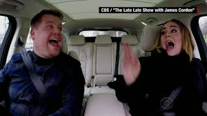 nicki minaj is a fan of adele s carpool karaoke too