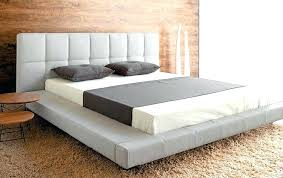 Modern low bed Bed Frame Modern Low Bed Frame Unique Frames King Ideas Platform Modern Low Bed Cossiecomputerclub Modern Low Bed Bedroom Sets Clearance Height Level Floor Designs