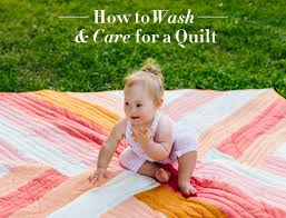 How to Wash and Care for a Quilt…The Right Way! - Suzy Quilts & How-To-Wash-Quilt Adamdwight.com
