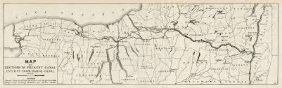 Erie Canal Maps