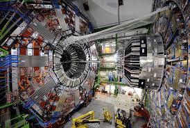 Resultado de imagen de Colisionador de hadrones
