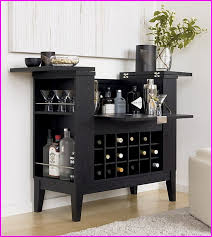 Creative Mini Bar Furniture In Home Interior Design Concept with