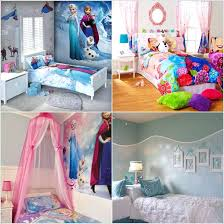 frozen bedroom decor wall decorating kit