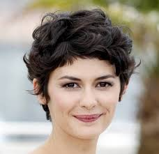 Hair Style For Big Face short hairstyle for curly hair round face hairstyles 2017 latest 3987 by wearticles.com