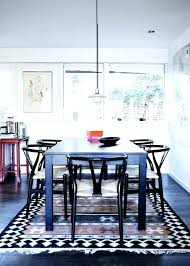 dining room rug too small dining room dining room design and dining