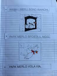 I giorni della merla | classe prima italiano