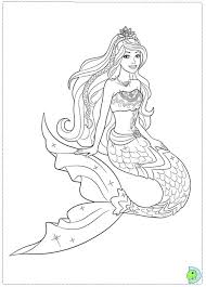 Mermaid Coloring Pages For Kids Printable Coloring Pages Adult