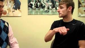 Matt Johnson with Alex Sotiropoulos (2/1/12) - YouTube