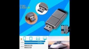 Unboxing e Teste de pendrive <b>EAGET USB 3</b>,0 resistente a água ...