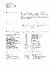 Mobile Device Test Engineer Sample Resume Simple Mobile Testing Resume Inspirational Sap Qa Tester Resume Radio