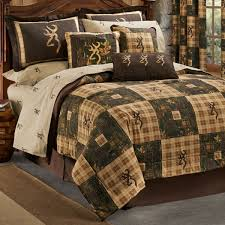 browning country comforter set twin