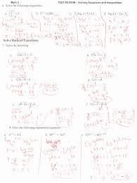worksheet rational exponents fresh solving exponential and log equations test review ms osawaru