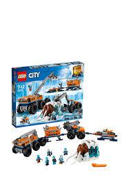 <b>Конструктор</b> City <b>LEGO Арктическая</b> экспедиция Передвижная ...