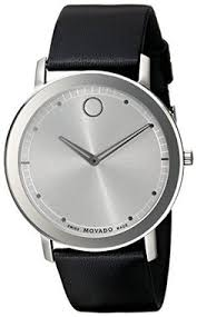 movado men s 0606610 museum stainless steel black leather and movado tc sapphire leather mens watch 0606694 movado luxury mens and ladies watches