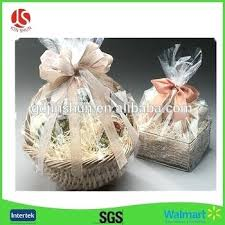 extra large cellophane basket bags snowflakes her wrap cellophane basket gift wrap large cello bag extra