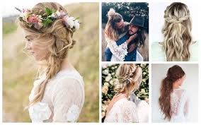Hoe Eenvoudige Kapsels Lang Haar Uw Kapsels Halflang Haar