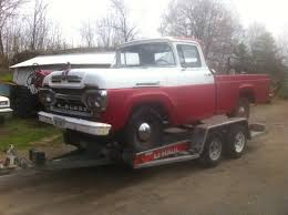 My 1960 Mercury M100 - Page 4 - Ford Truck Enthusiasts Forums