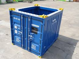 Offshore Open Top and Half Height Containers