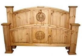 Bedroom Sets: Mansion Fleur De Lis Bed, King, Queen, Full, Real Wood ...