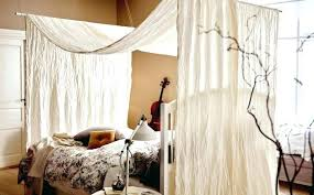 4 poster bed canopy ideas four poster bed canopy curtains medium size of curtains wall bed