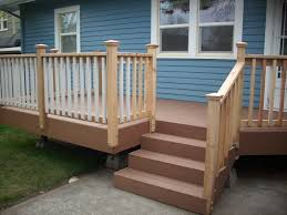 incredible wood deck baluster designs your decking ideas handrails for stairs hand rails decks l49