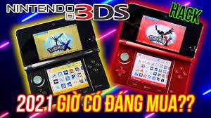 Đánh giá Nintendo 3DS: Giờ có đáng mua? | Máy chơi game cầm tay giá rẻ 2021
