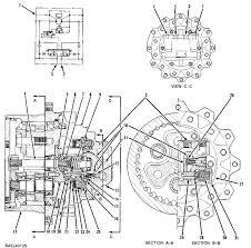 3rijb e70b travel motor fixed displacement type no on daewoo excavator wiring diagrams