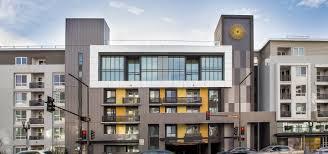 Vassar City Lights Affordable Housing Project Altana Architects Orange