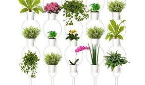 own vertical garden room divider using