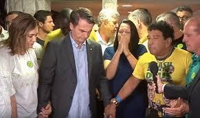 Resultado de imagem para 28 de outubro de 2018 Globo mostra vitoria de Bolsonaro