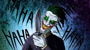 Crazy Joker Art 4k Supervillain Wallpapers Joker Wallpapers