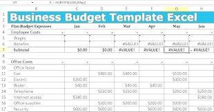 Non Profit Budget Worksheet 9 Templates Word Excel Nonprofit