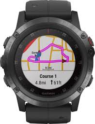 Sapphire Garmin 5x Polymer Watch Plus reinforced Smart Fēnix Fiber qqzUwRFtS1