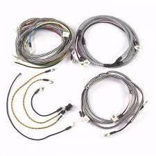 gas archives the company farmall 400 early gas 450 serial 501 11 083 gas complete wire