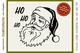 This makes them a great asset in web design. Ho Ho Ho Old School Santa Vintage Retro Santa Face Svg 41474 Svgs Design Bundles