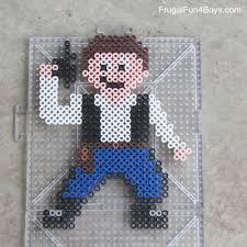 Star Wars Perler Bead Patterns Fascinating Star Wars Perler Beads Patterns Frugal Fun For Boys And Girls