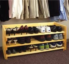 diy pallet shoe rack. free this simple storage rack can handle everything from winter boots to summer sandals store shoes up off the floor in clean woodworking plan diy pallet shoe