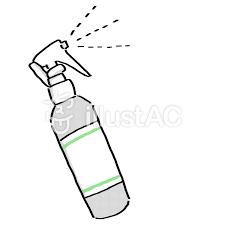 虫除けスプレー夏のイラスト可愛い手描きイラスト No 1149120無料