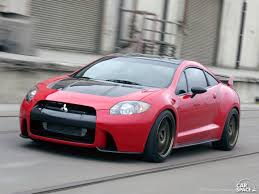 Mitsubishi Eclipse Specs and Photos | StrongAuto