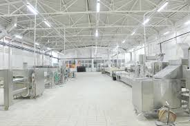 how to choose the best lighting for your food facility