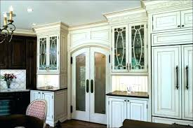 stained glass stained glass panels for cabinets cabinet inserts kitchen door home design doors curio